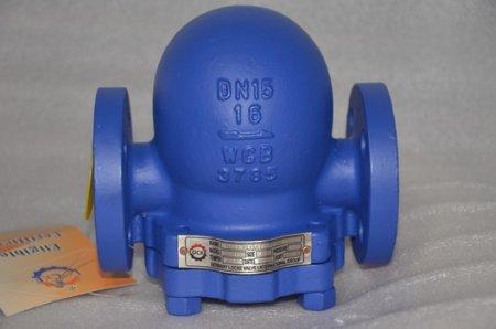 德国洛克杠杆浮球式疏水阀